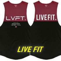 Live Fit Street Style Oversized Yoga & Fitness Tops