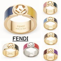 FENDI Brass Rings