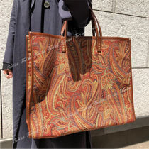 Ron Herman Casual Style A4 Totes