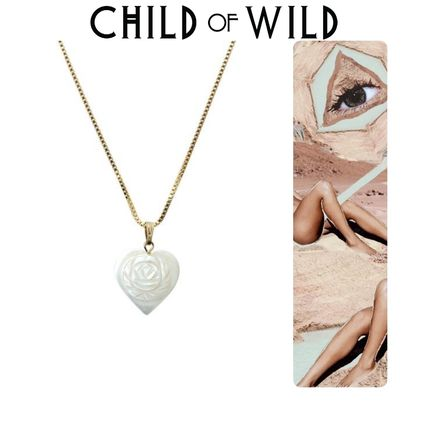 Casual Style Unisex Street Style Chain 18K Gold