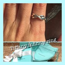 Tiffany & Co TIFFANY INFINITY Silver Rings