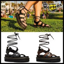 Dr Martens Casual Style Street Style Leather Sandals Sandal