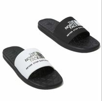 THE NORTH FACE Casual Style Unisex Street Style Shower Shoes Flat Sandals