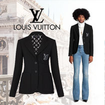 Louis Vuitton Monogram Plain Jackets
