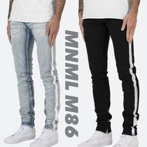 MNML Tapered Pants Street Style Jeans & Denim