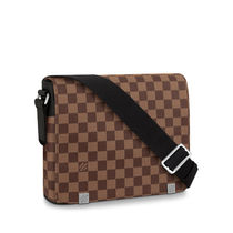 Louis Vuitton Other Check Patterns Canvas 2WAY Messenger & Shoulder Bags