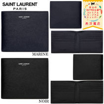 Saint Laurent Folding Wallets