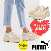 PUMA SUEDE Casual Style Street Style Low-Top Sneakers