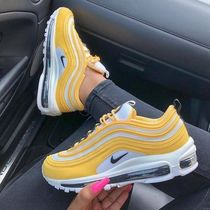 Nike AIR MAX 97 Casual Style Low-Top Sneakers