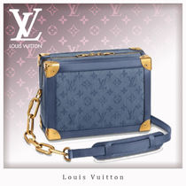 Louis Vuitton MONOGRAM Monogram Casual Style Unisex Blended Fabrics 2WAY Chain