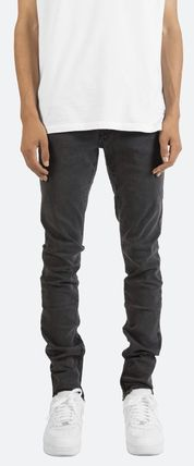 MNML More Jeans Tapered Pants Denim Street Style Jeans 3