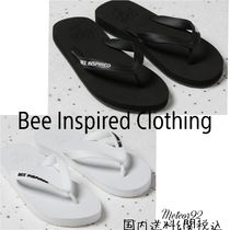 Bee Inspired Clothing Plain Shower Shoes Shower Sandals