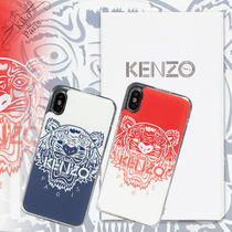 KENZO Other Animal Patterns Smart Phone Cases