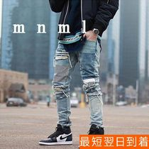 MNML Denim Street Style Jeans & Denim