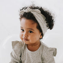 Organic Cotton Baby Girl Accessories