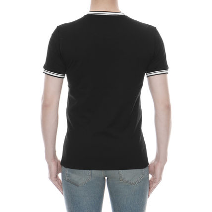 Dolce & Gabbana Crew Neck Crew Neck Cotton Short Sleeves Crew Neck T-Shirts 4