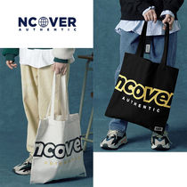 ncover Unisex Canvas Plain Shoppers