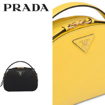 PRADA Casual Style 2WAY Plain Shoulder Bags