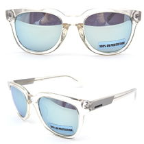 DIESEL Unisex Clear Flame Sunglasses