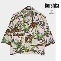 Bershka Leopard Patterns Tropical Patterns Casual Style Street Style