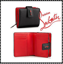 Christian Louboutin Paloma Leather Folding Wallets