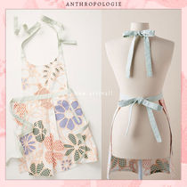 Anthropologie Blended Fabrics Collaboration Home Party Ideas Aprons