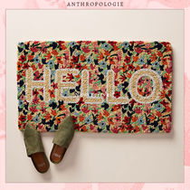 Anthropologie Flower Patterns Blended Fabrics Collaboration