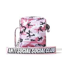 ANTI SOCIAL SOCIAL CLUB Camouflage Messenger & Shoulder Bags