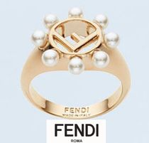 FENDI Collaboration Rings