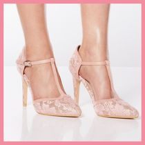 Lipsy Flower Patterns Pin Heels Party Style