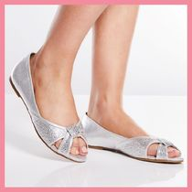 Lipsy Open Toe Plain Party Style Espadrille Shoes