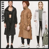 lululemon Plain Long Oversized Trench Coats