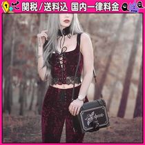 DOLLS KILL Casual Style Faux Fur Shoulder Bags