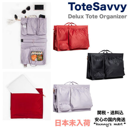 Nylon Bag in Bag Plain Bags