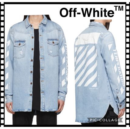 Off-White Shirts Shirts
