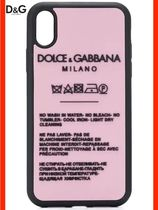 Dolce & Gabbana Street Style Silicon Smart Phone Cases