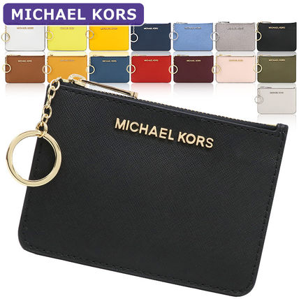 Michael Kors JET SET TRAVEL Plain Card Holders