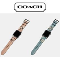 Coach Leather Elegant Style Watches