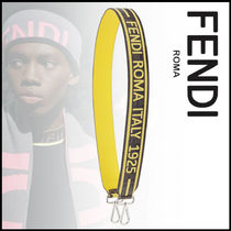 FENDI STRAP YOU Street Style Bags