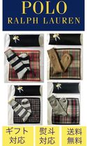 POLO RALPH LAUREN Stripes Tartan Cotton Undershirts & Socks