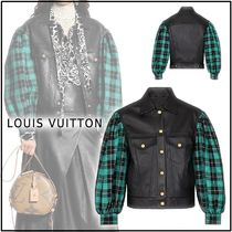Louis Vuitton Biker Jackets