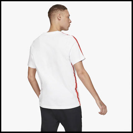 Nike More T-Shirts Street Style Cotton Short Sleeves T-Shirts 6
