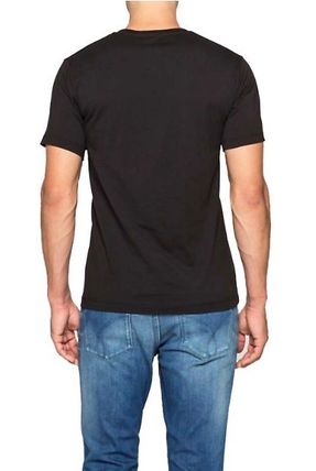 Calvin Klein Crew Neck Crew Neck Plain Cotton Short Sleeves Crew Neck T-Shirts 7