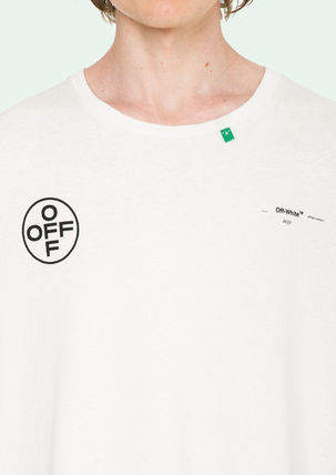 Off-White More T-Shirts Street Style Cotton T-Shirts 13
