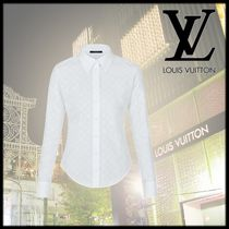 Louis Vuitton Casual Style Long Sleeves Medium Shirts & Blouses