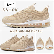 Nike AIR MAX 97 Petit Street Style Kids Girl Sneakers