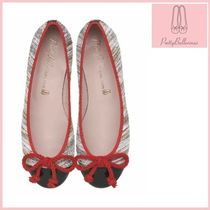 Pretty Ballerinas Enamel Ballet Shoes