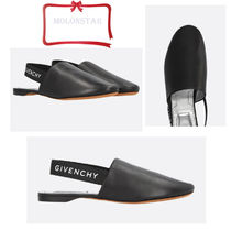 GIVENCHY Casual Style Leather Shoes