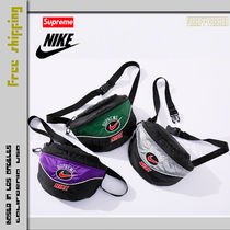 Supreme Nylon Street Style Collaboration 2WAY Hip Packs