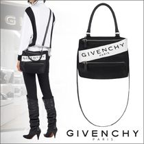 GIVENCHY PANDORA Casual Style Unisex Nylon 2WAY Shoulder Bags
